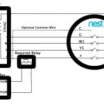 2 Wire Thermostat Wiring Diagram Heat Only Book Of Nest Wiring   Nest Wiring Diagram For Heat Pump