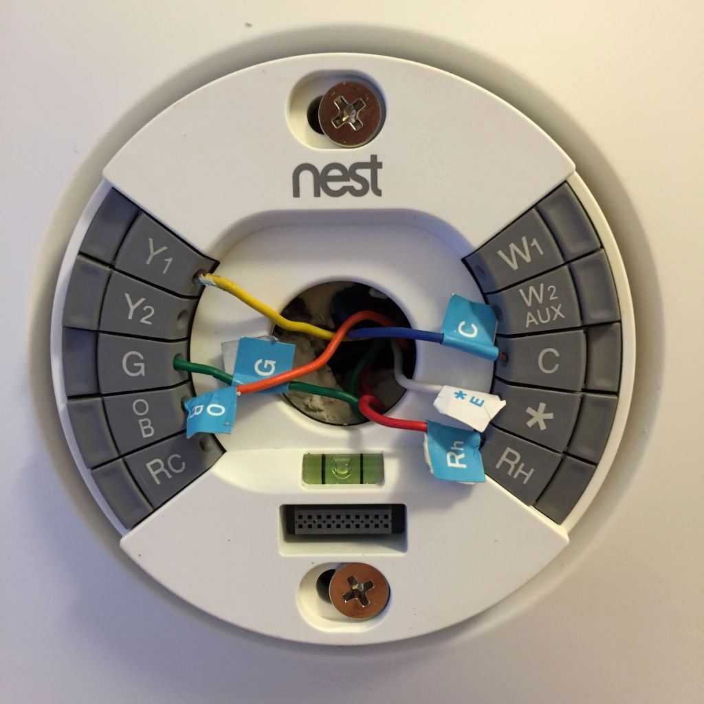 60 Best Of Wiring Diagram For Nest Thermostat Images | Wsmce - Nest Wiring Diagram For A Heat Pump