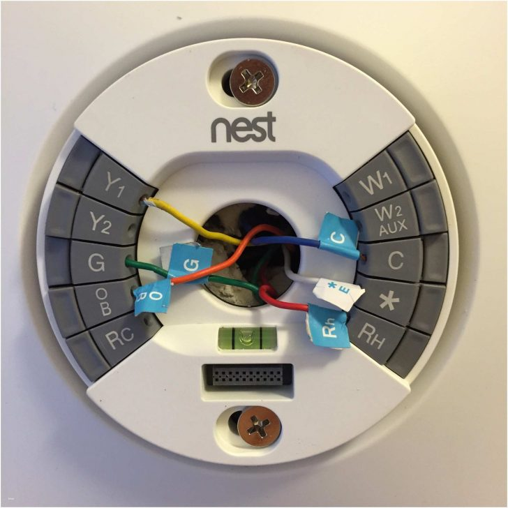 Nest Wiring Diagram W1