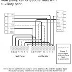 A Heat Pump Wiring Diagram | Manual E Books   Nest 3 Wiring Diagram Heat Pump With Emergency Heat