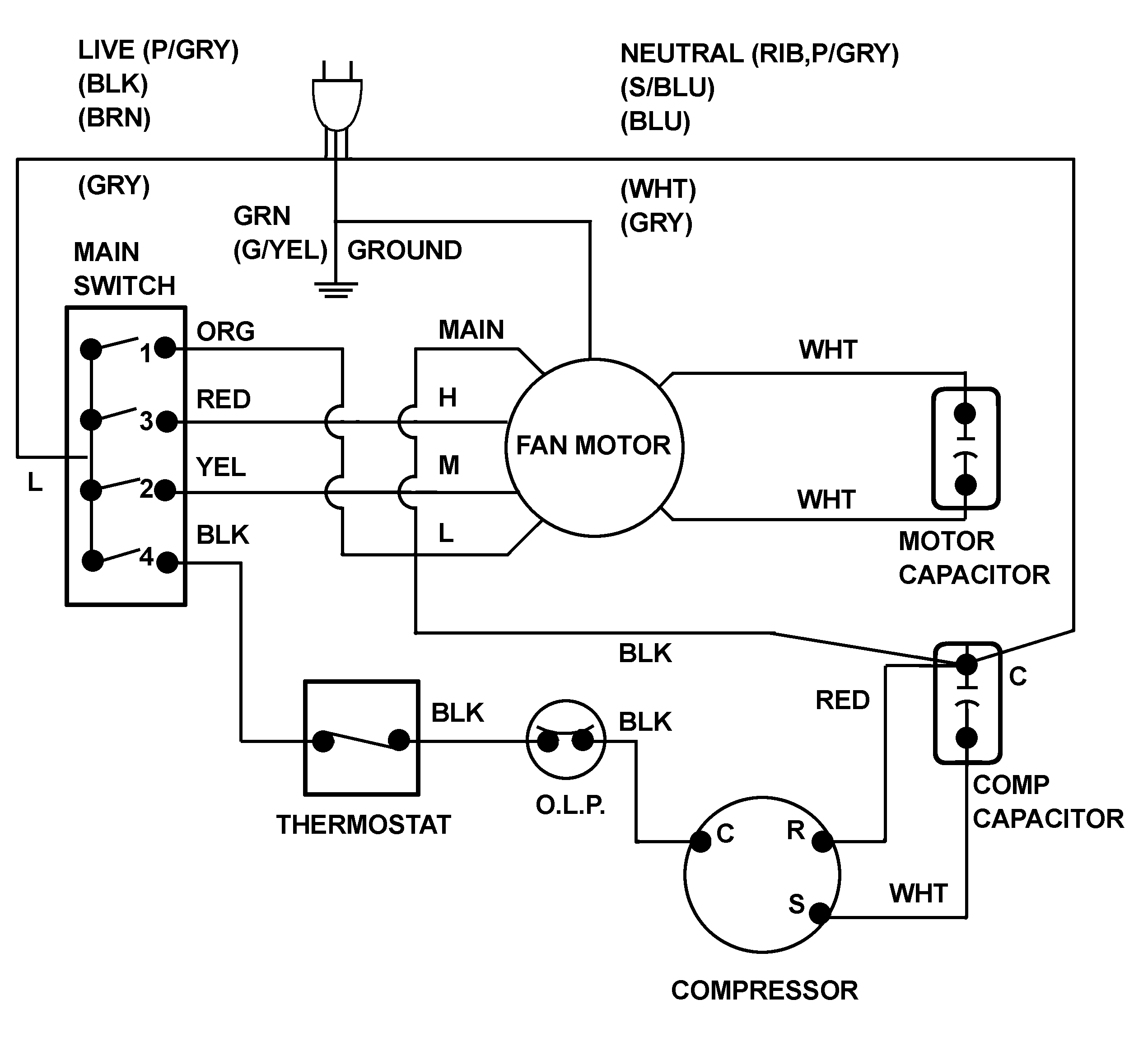 Ac Hvac Wiring - Data Wiring Diagram Today - Nest Thermostat Wiring Diagram Heat And Air Conditioner