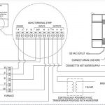 Aprilaire 224 Wiring Diagram | Wiring Library   Aprilaire 700 Nest Wiring Diagram