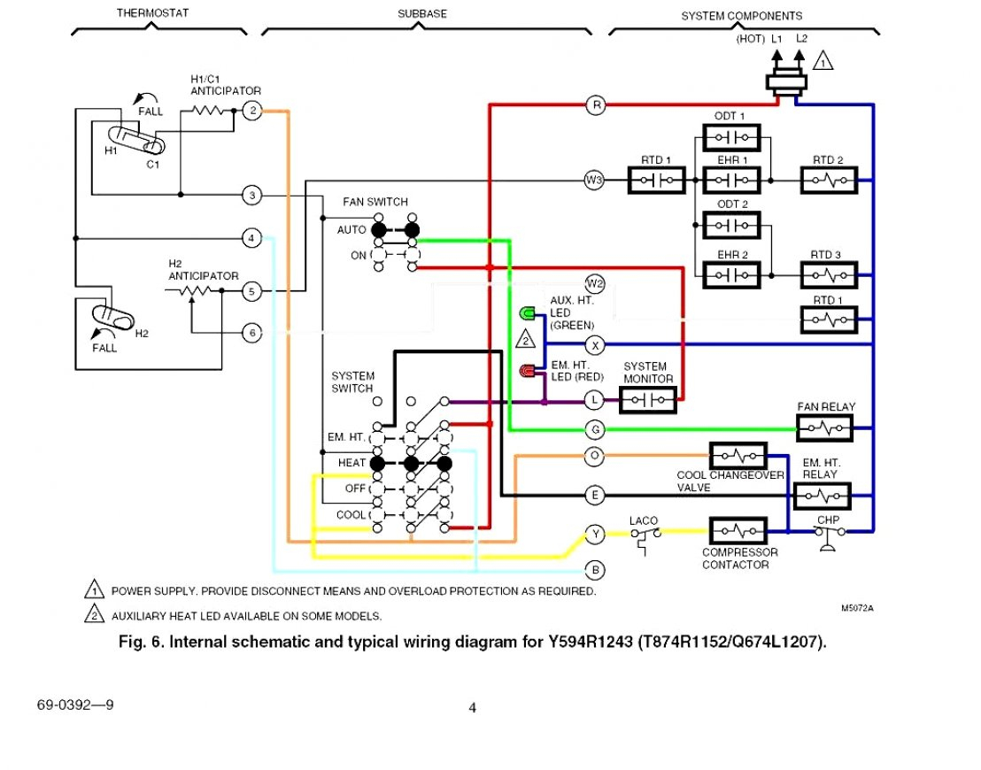 Aprilaire 600 Wiring Diagram | Wiring Diagram - Nest Wiring Diagram S Plan