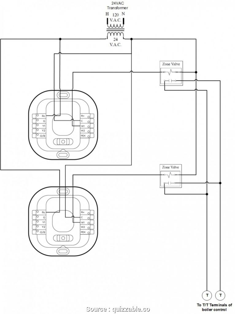 Aprilaire Wiring Schematic