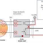 Baci Wiring Proposed 20130212 Inclusive Of Power   Nest Wiring Diagram Baci