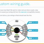 Branchement Thermostat Nest Élégant Stepstep How To Install The   Wiring Diagram For Nest Thermostat