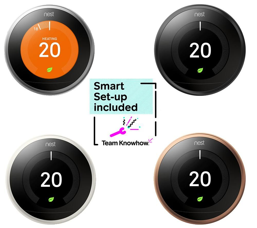 Buy Knowhow Nest Learning Thermostat And Installation - 3Rd - Nest Learning Thermostat 3Rd Generation Wiring Diagram