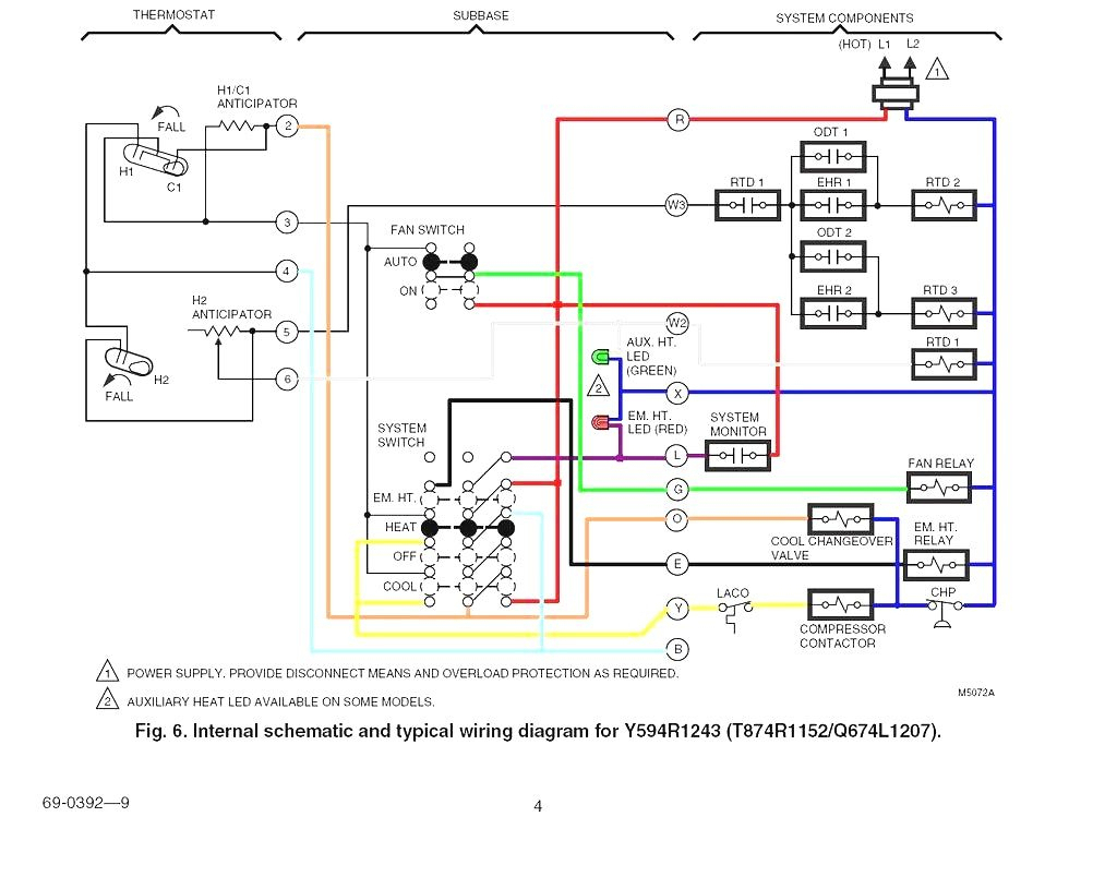Carrier Heat Pump Thermostat Wiring Diagram Diagrams Schematics - Nest Wiring Diagram For Humidifier