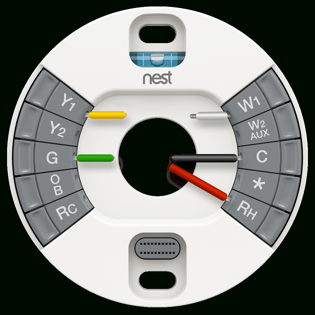 Connect Nest Thermostat To Vrf, Multi-Split, Split Hvac - Nest Wiring Diagram Rc Or Rh