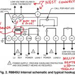 Controlling An Ancient Millivolt Heater With A Nest   Nest Thermostat Internal Wiring Diagram