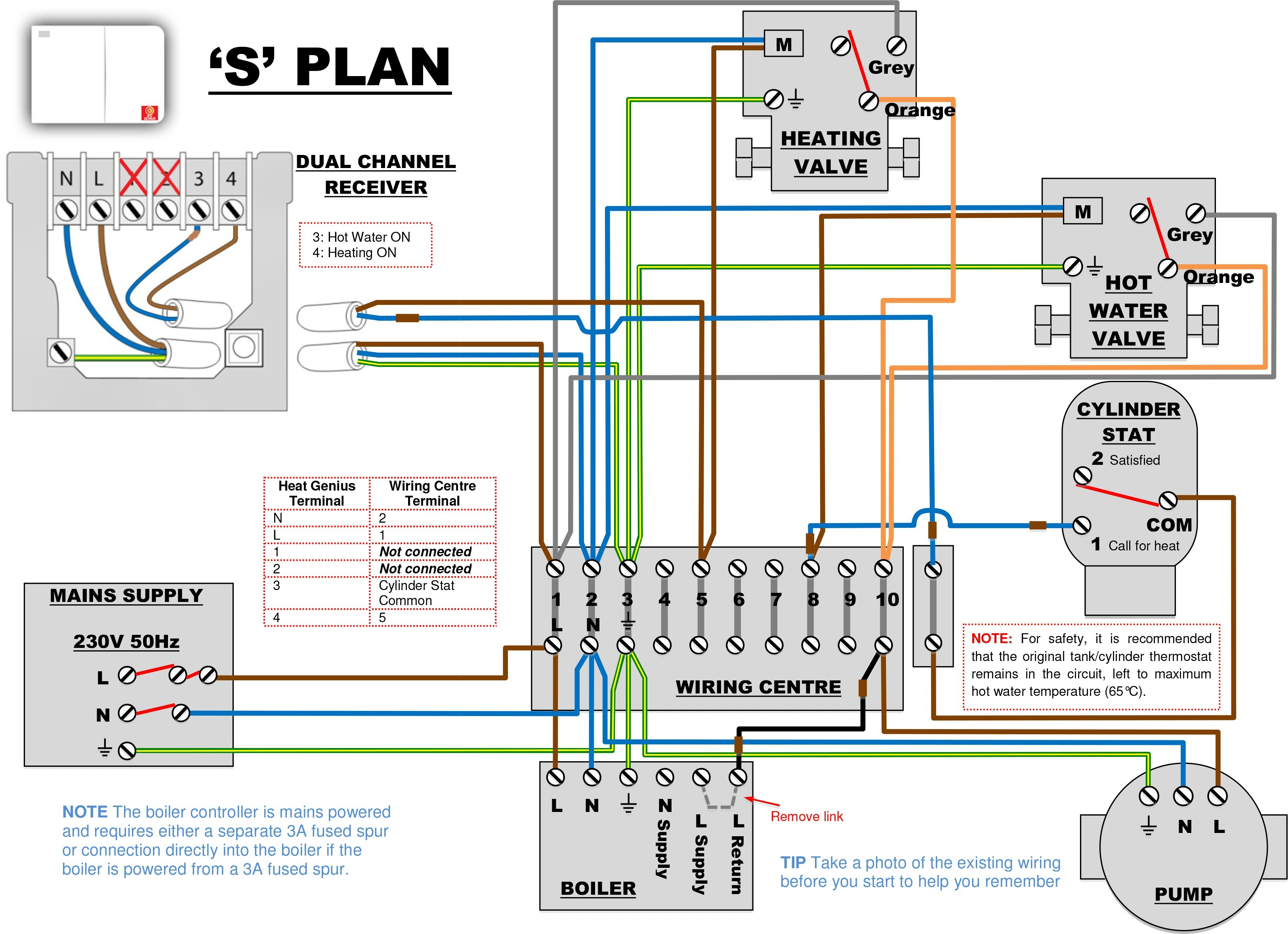 D Nest Thermostat Aprilaire Thermostat Wiring Diagram Nest Proposed - Y Plan Wiring Diagram For Nest