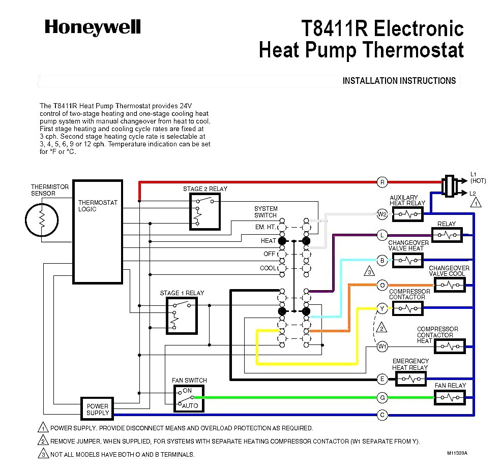Emergency Pump System Wiring Diagram For Nest With Heat Heat - Rheem Heat Pump Nest Wiring Diagram