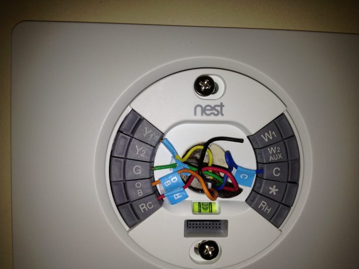 Nest Wiring Diagram Rc Or Rh