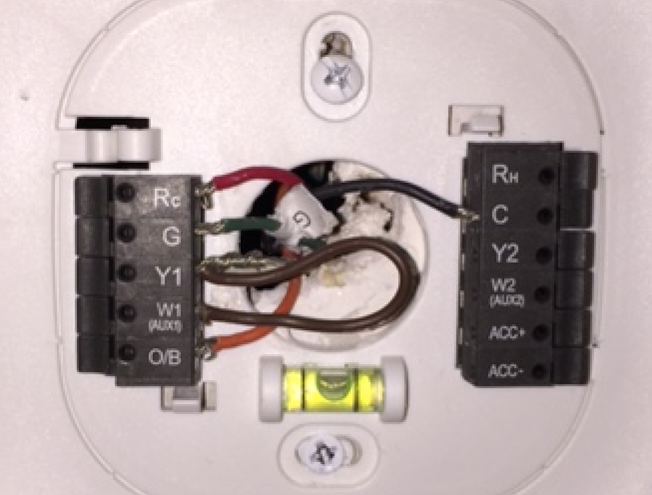 Hacking The Ecobee3 For Wiring Success – Andrew Mcgrath – Medium - Nest Wiring Diagram G1 G2 G3