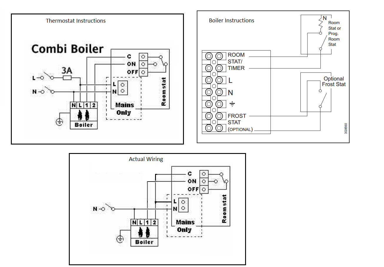 help with thermostat installation dodgy wiring? diynot forumshelp with thermostat installation \u2013 dodgy wiring? diynot forums \u2013 nest wiring diagram combi boiler