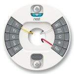 How To Connect Nest Thermostat Nest Thermostat Wire Hookup   Nest Thermostat Base Wiring Diagram