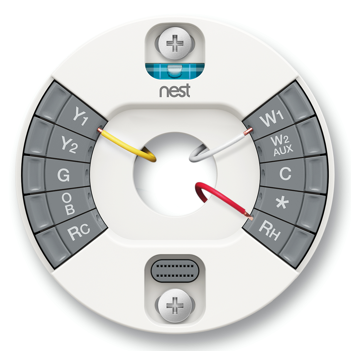 How To Connect Nest Thermostat Nest Thermostat Wire Hookup - Nest Thermostat Wiring Diagram 2 Wire