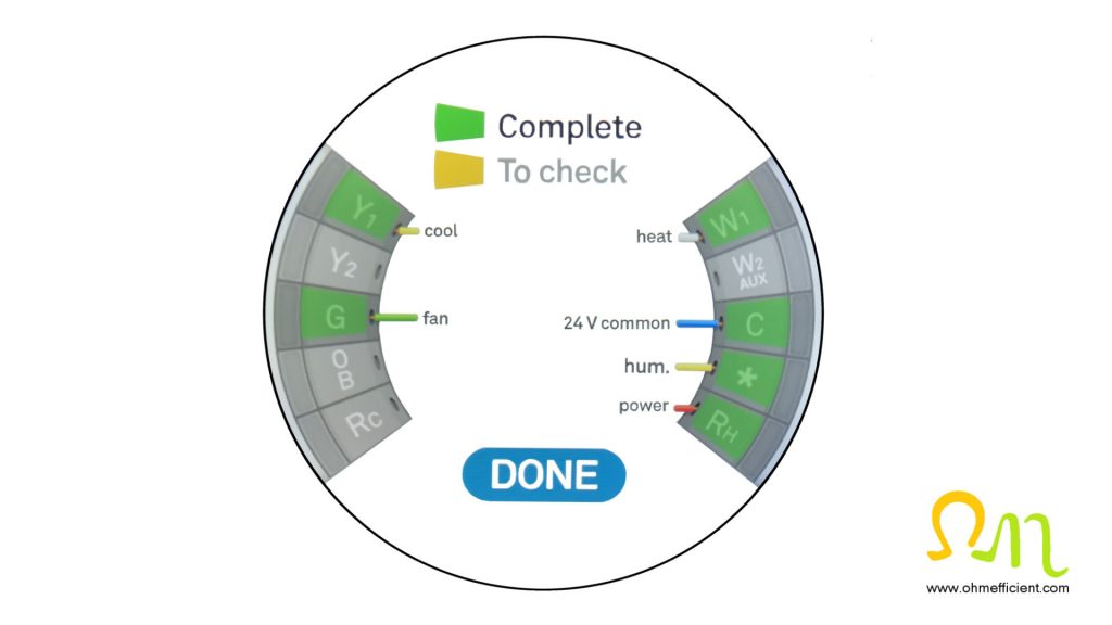 How To Connect  U0026 Setup A Nest Thermostat To Function As A