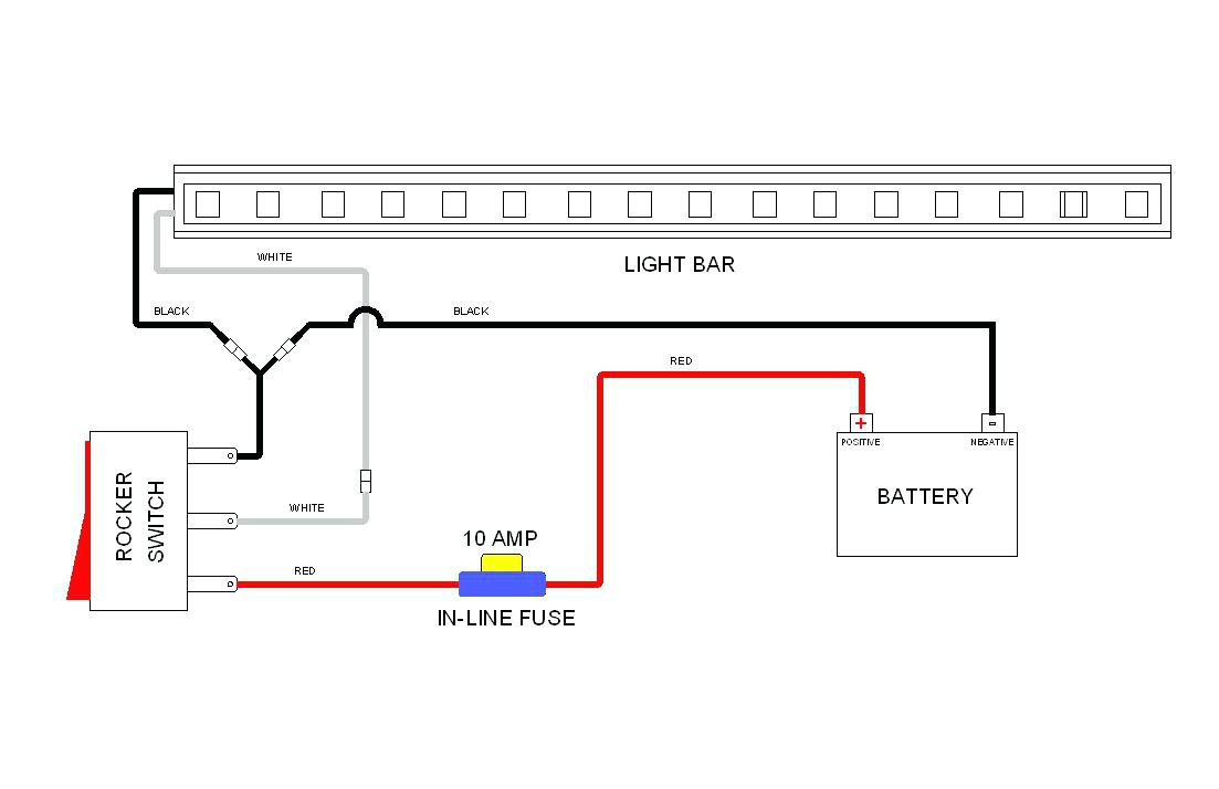 How To Install Led Light Bar - Nest Where's My Custom Wiring Diagram