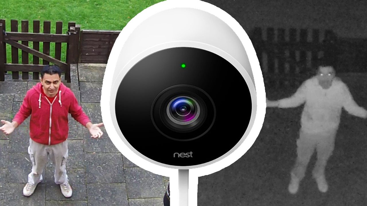 How To Install Nest Cam Outdoor Hd Security Camera & Review! - Youtube - Nest Cam Outdoor Wiring Diagram