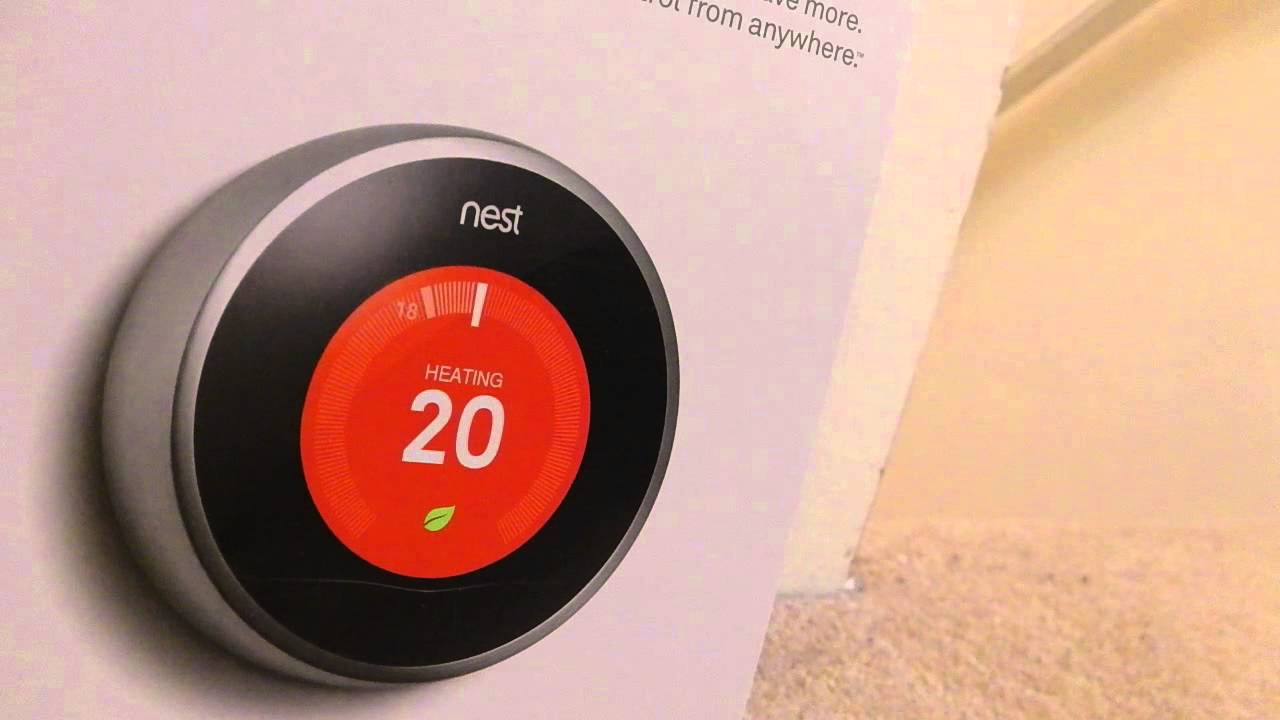 How To Install Nest Learning Thermostat (Uk) Best & Full Guide - Nest 2Nd Generation Wiring Diagram Uk