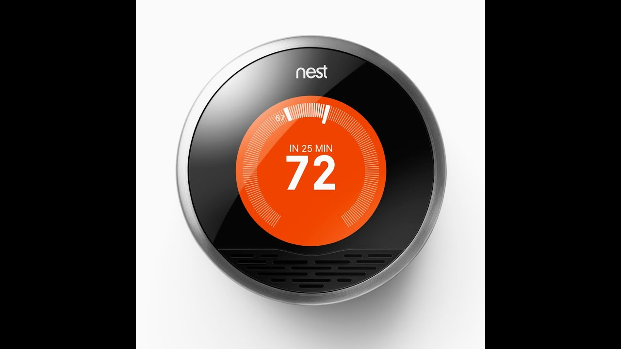 How To Install Nest Learning Thermostat (Uk) -Part 2 - Youtube - Nest Wiring Diagram Orange