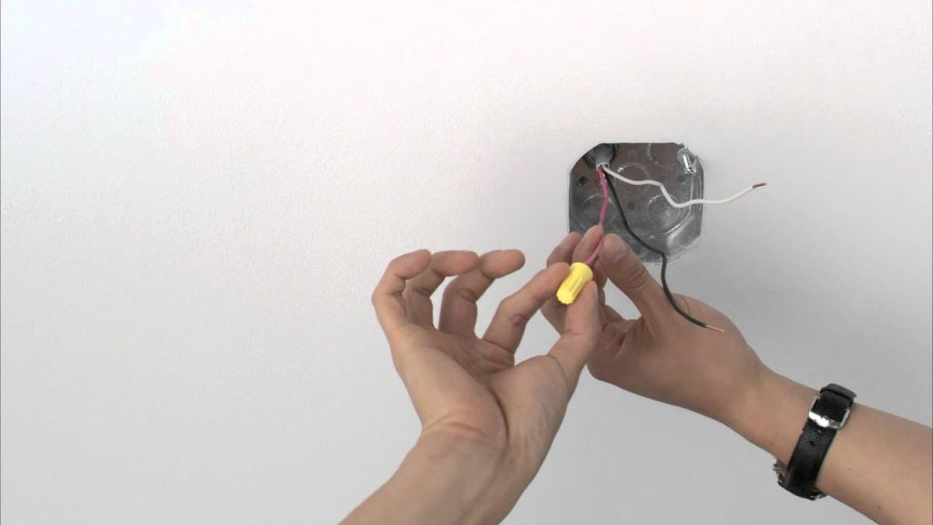 How To Install Nest Protect  Wired 120v  - Youtube