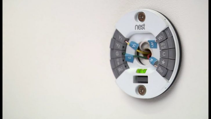 Nest Thermostat Wiring Diagram Symbols