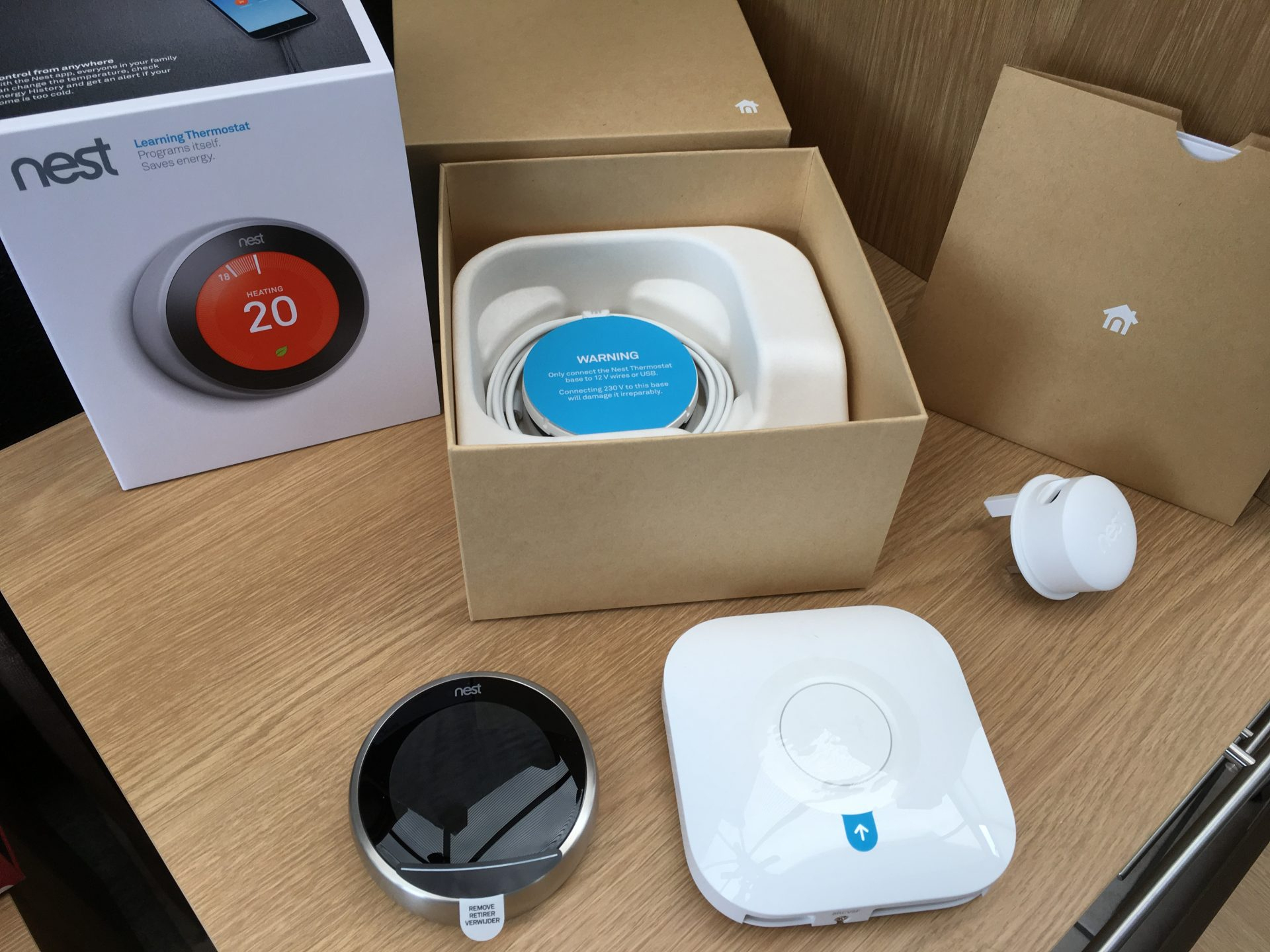 How To Install The Nest Learning Thermostat (3Rd Gen) In A Y-Plan - Nest Thermostat Wiring Diagram Uk