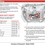 How To Wire A Honeywell Thermostat Diagram   Data Wiring Diagram Today   Honeywell Rth221B1000 Wiring Diagram To Nest