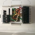 I Have An American Standard Tam7 Unit That Wont Run The Fan Speed Up   Nest Thermostat Trane Tam7 2 Stage Wiring Diagram