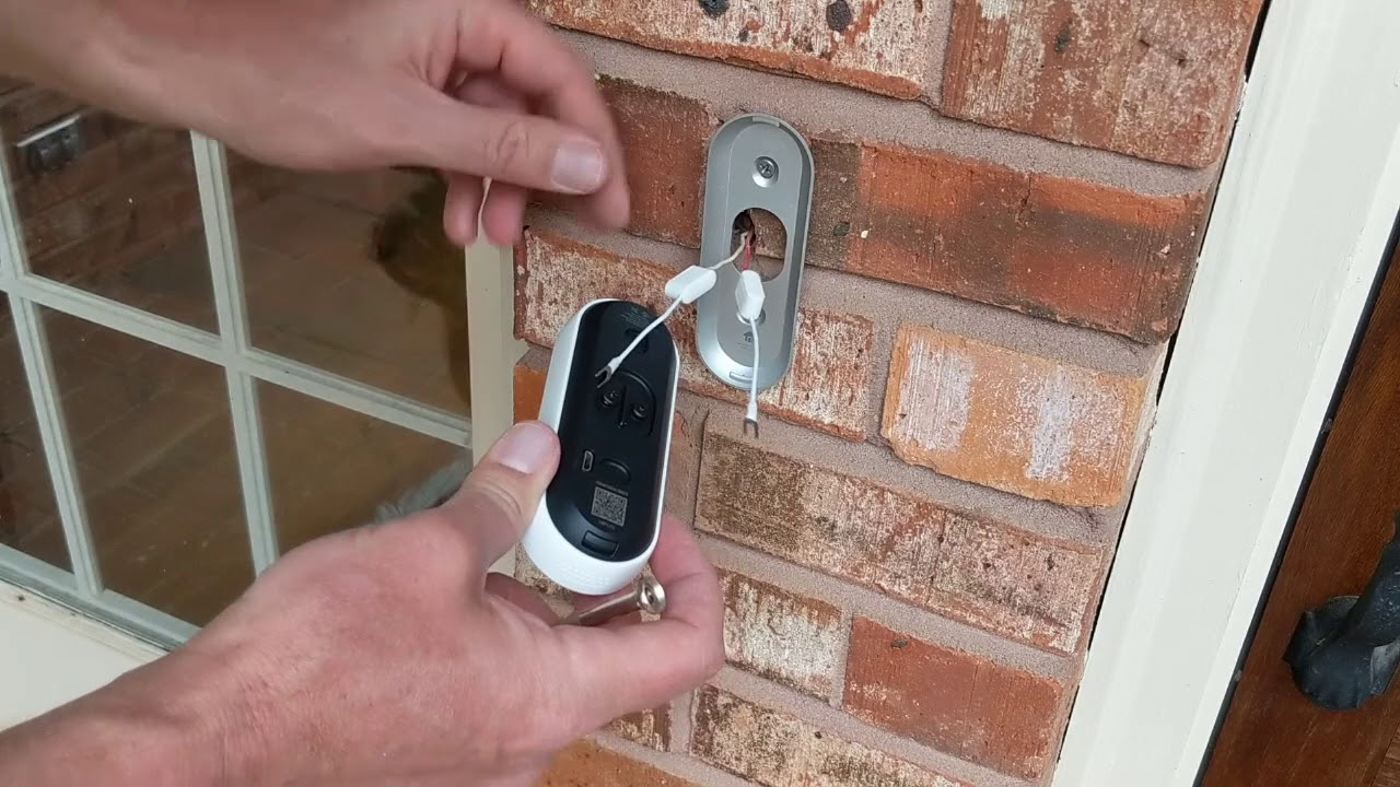 Installing Nest Hello Doorbells - Youtube - Wiring Diagram Nest Hello Without Chime