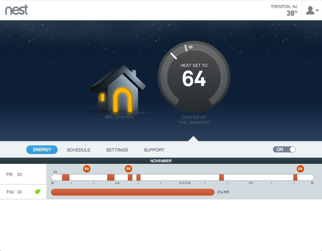 Installing Nest In A 100-Year-Old House With Radiator Heating: A - Nest Wiring Diagram Gas Steam Heat