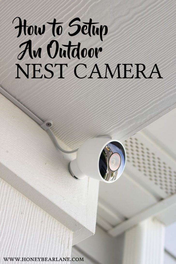 Nest Cam Outdoor Wiring Diagram