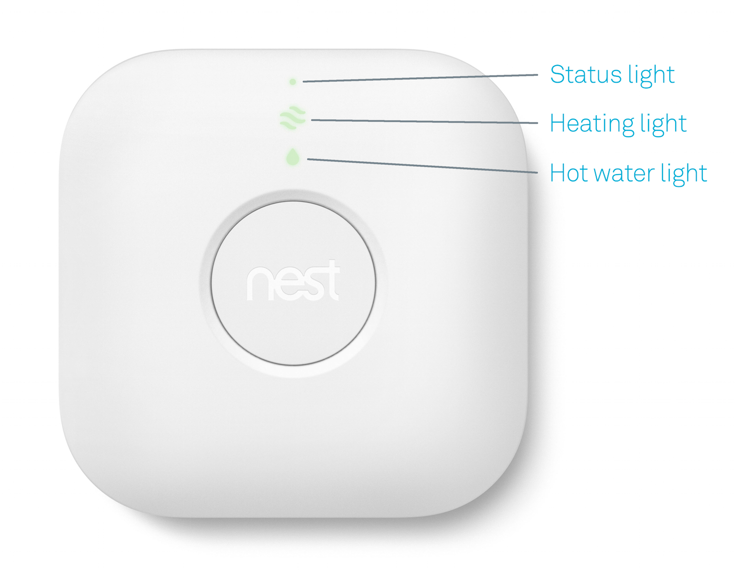 Learn About The Lights On Heat Link And What They Mean - Nest 3Rd Generation Wiring Diagram Uk