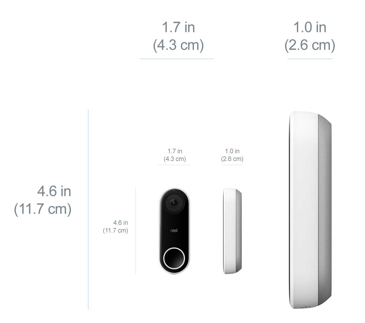 Learn About The Nest Hello Video Doorbell Before You Buy - Nest Gen 2 Wiring Diagram Always Charging Battery