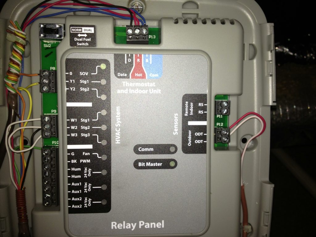 Need Wiring Help With Tam7 Xl950 And Relay Panel  Not Sure
