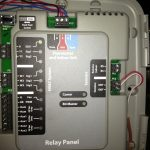 Need Wiring Help With Tam7,xl950 And Relay Panel. Not Sure Installer   Nest Thermostat Trane Tam7 2 Stage Wiring Diagram