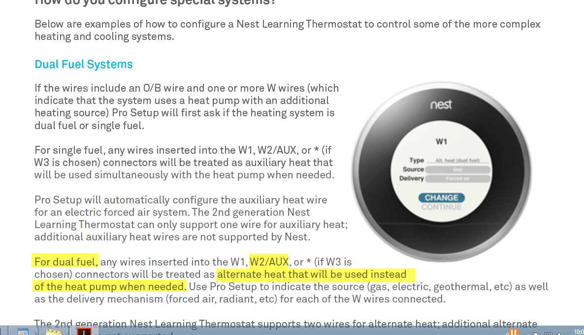 Nest Dual Fuel Wiring Diagram | Wiring Diagram - Nest Thermostat Wiring Diagram York