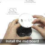 Nest Learning Thermostat 3Rd Gen Battery Replacement || How To   Nest Gen 2 Wiring Diagram Always Charging Battery