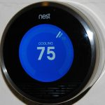 Nest Learning Thermostat   Wikipedia   Wiring Diagram Nest A0013 Black