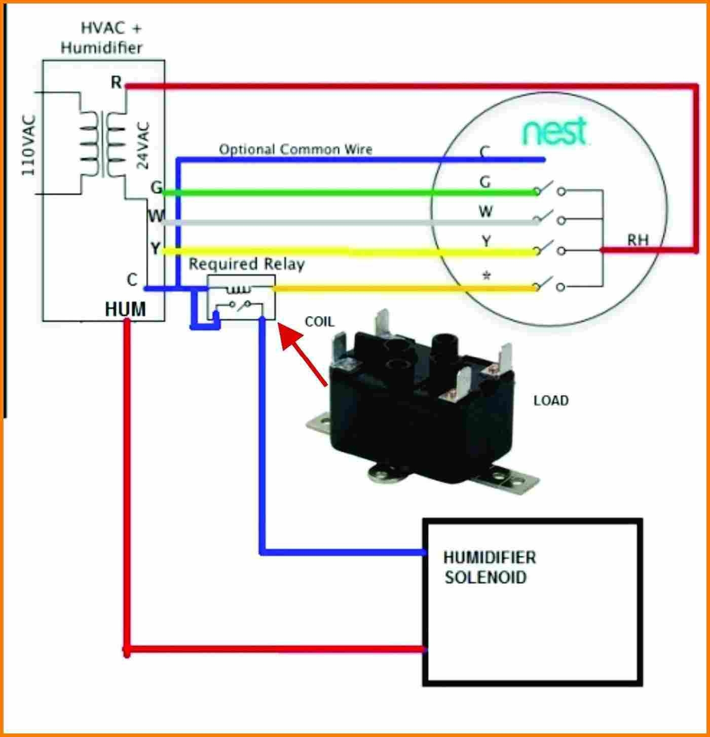Nest Learning Thermostat Wiring Diagram - All Wiring Diagram - Simple Nest Thermostat Wiring Diagram