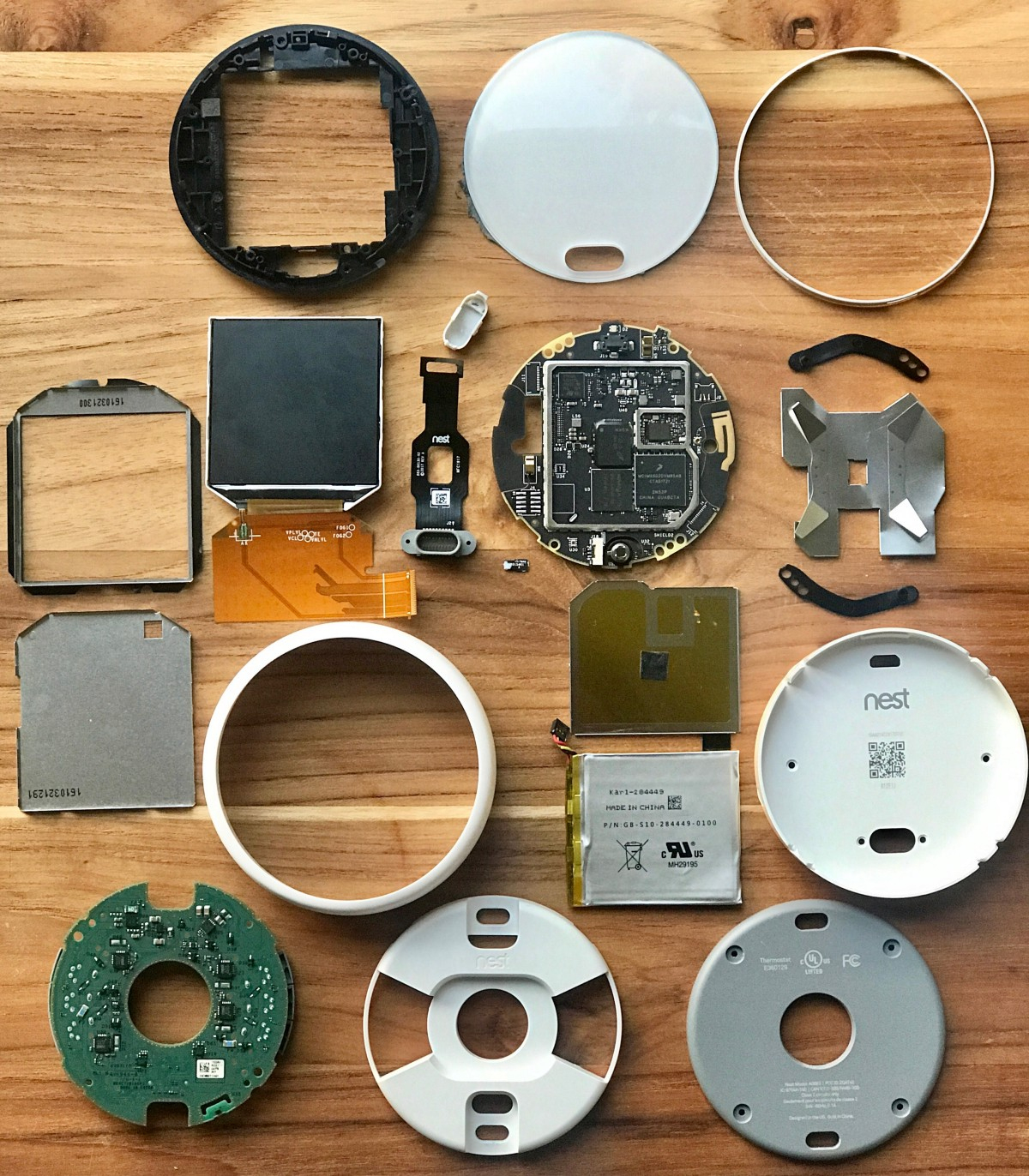 Nest Thermostat E Teardown, And On Making Beautiful Devices For The Home - Nest Wiring Diagram Us Fl