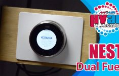 Nest Thermostat – How To Setup A Nest Thermostat For Dual Fuel – Youtube – Nest Thermostat Wiring Diagram.