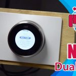 Nest Thermostat – How To Setup A Nest Thermostat For Dual Fuel – Youtube – Nest Thermostat Wiring Diagram For Hot Air Heat