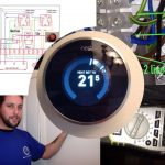 Nest Thermostat, Including Wiring And Diagrams   Youtube   Wiring Diagram For Nest 2 Zone