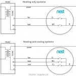 Nest Thermostat Wire Diagram 5 Wire | Wiring Diagram   Nest E Wiring Diagram 5 Wire