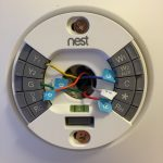 Nest Thermostat   Wiring Diagram Nest Thermostat E With W2 Wire
