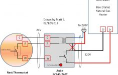 Nest Thermostat Wiring Diagram Combi