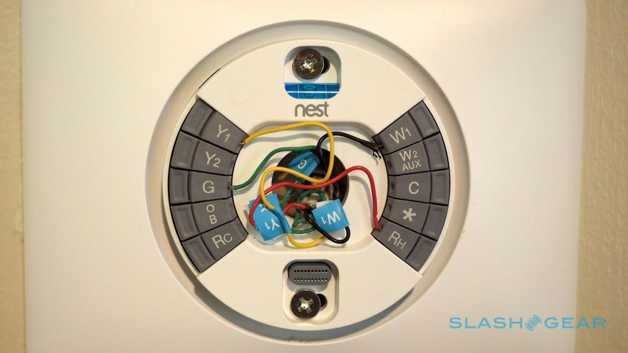 Nest Thermostat Wiring Harness | Wiring Diagram - Nest Thermostat 2Nd Generation Wiring Diagram